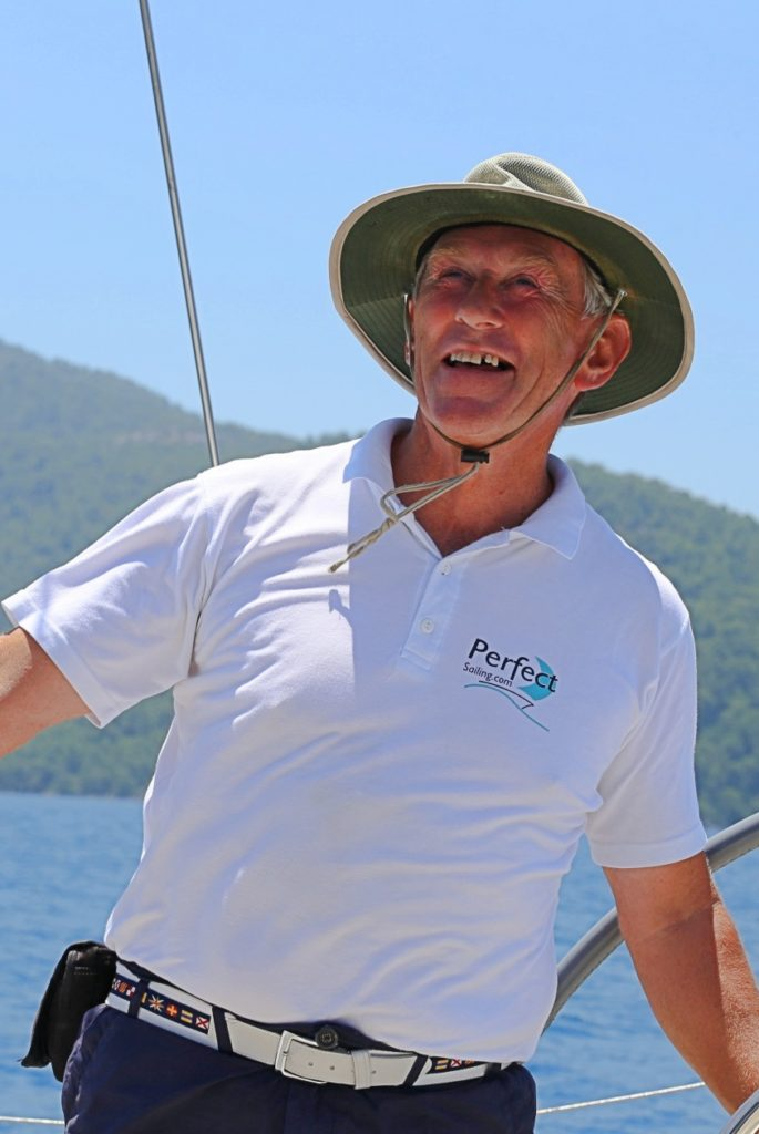 Perfect Sailing professional skipper