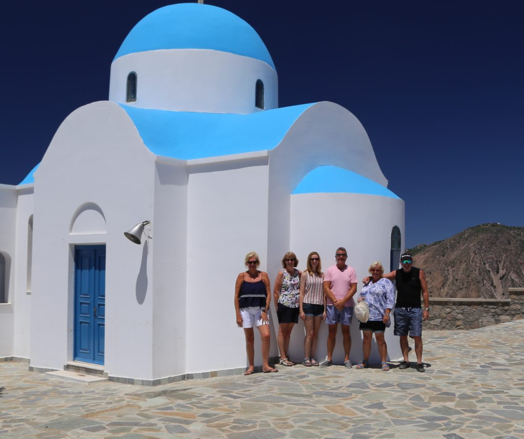 church nisiros