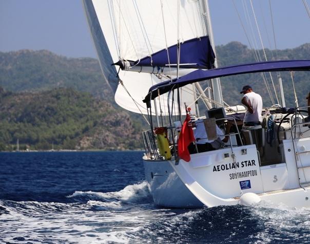 Sailing yacht Aeolian Star