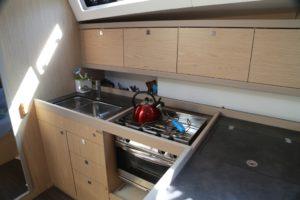 Beneteau-Oceanis-45-cooker