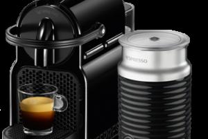 Nespresso coffee onboard